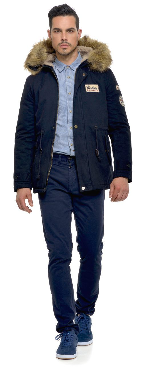 Biston Men's jackets Autumn Winter 2015-2016. More at www.biston.gr