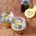 Whiskey Sour Recipe with fresh lemon and High West Whiskey