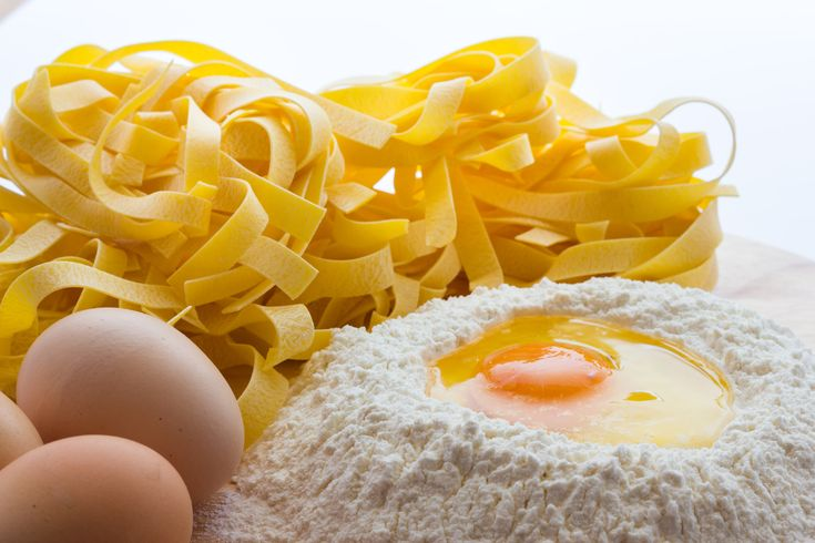 Come fare la pasta fresca all'uovo!