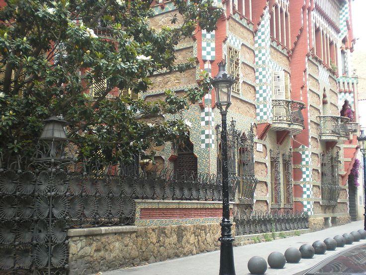 Casa Vicens in Barcelona