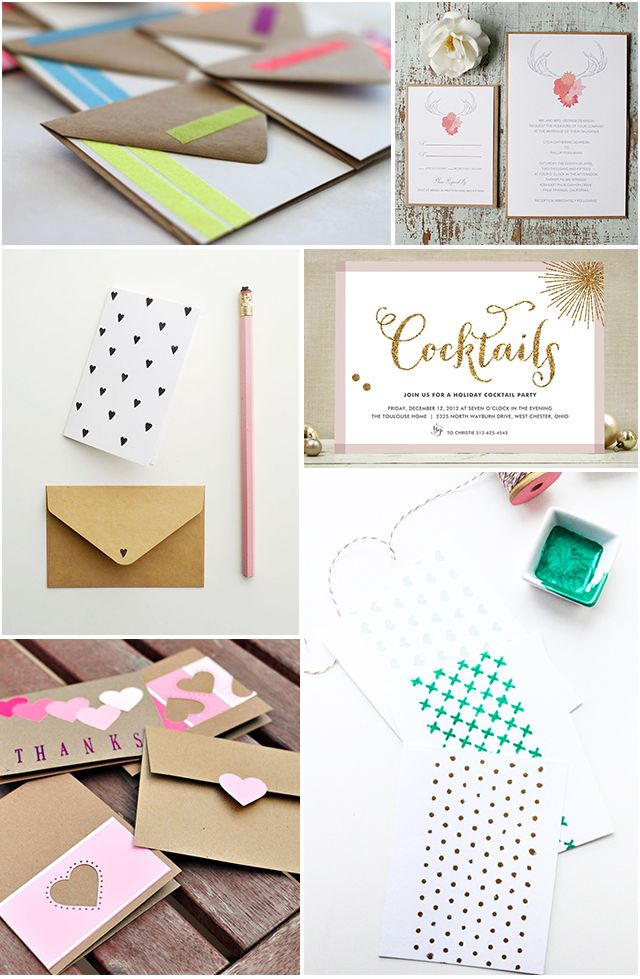Diy cards and invitations diy cards cards and diy and for Creative gift ideas for friends homemade
