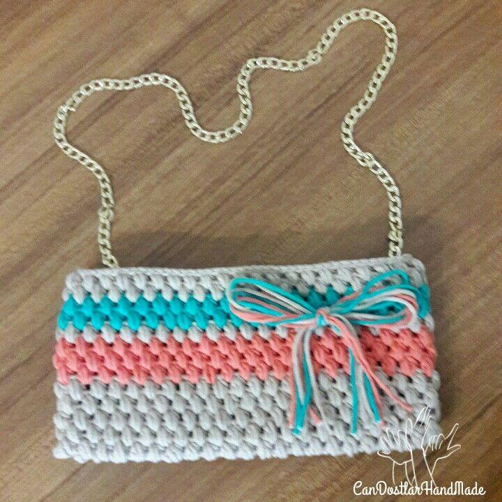 Crochet cluthc