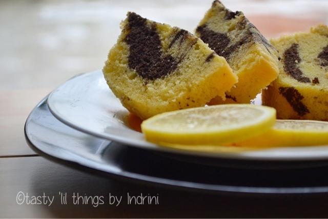 Lemon Marmer Cake #homemade #baking