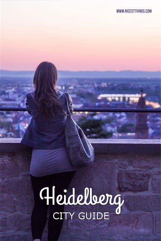 Heidelberg City Guide: Tipps und Empfehlungen für Restaurants, Cafés und Shops