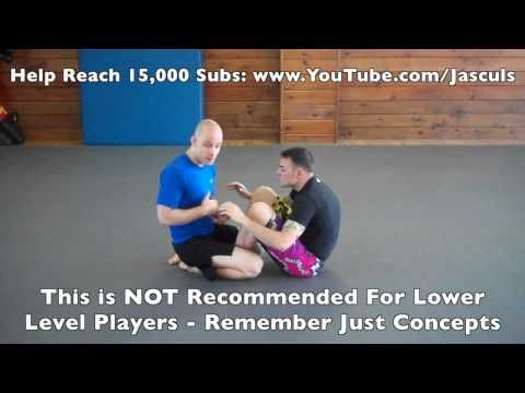 Hunting for The Kimura Concepts - Jason Scully - BJJ, Grappling