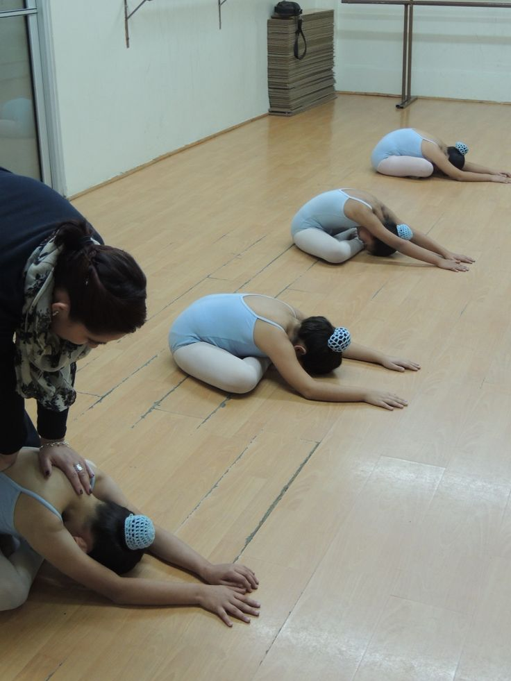 Ballet - Intermedio infantil.