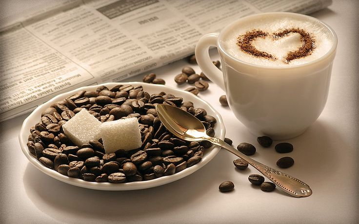 Coffee Wallpaper by Angel Holmes on FL | Food and Drink HDQ | 980.85 KB