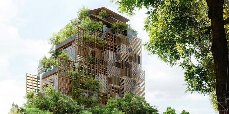 Jean Nouvel revela projeto para Cidade Matarazzo, em SP - ARCOweb