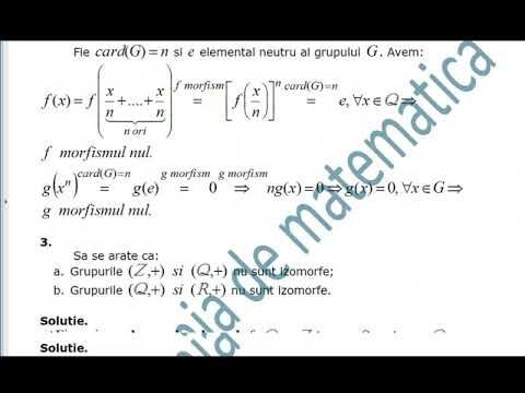 XII-Algebra-Morfisme de grupuri-Excelenta si performanta