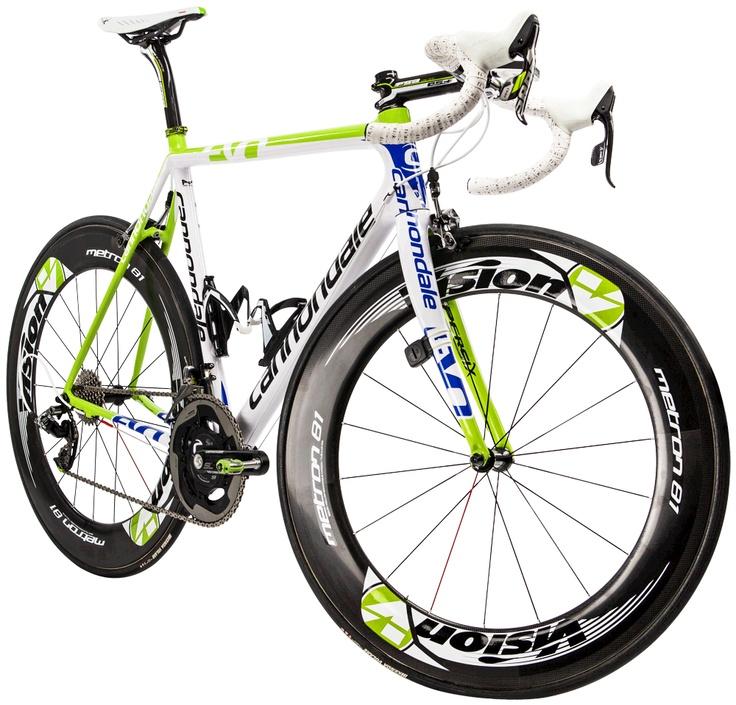 Cannondale Pro Cycling SuperSix EVO - £6k + ....