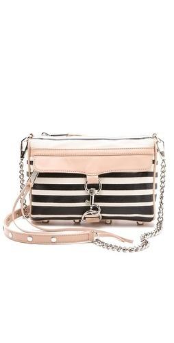 Rebecca Minkoff Mini MAC Bag     $150.00