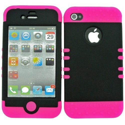 Iphone  Pink Bumper Case