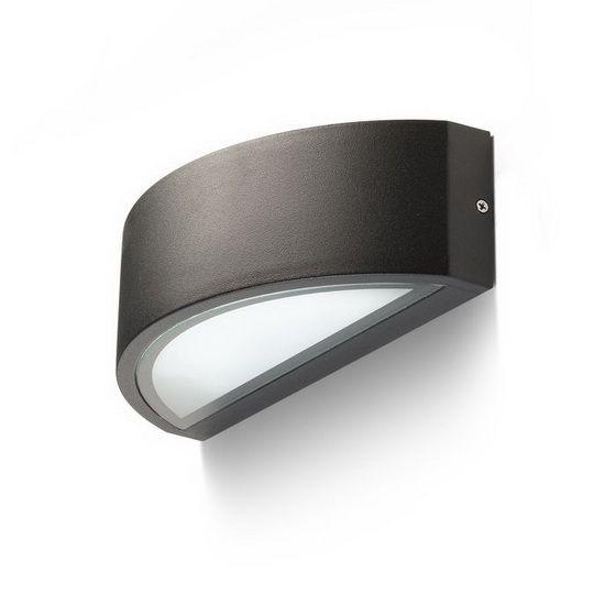 Venkovní svítidlo RENDL RED R10364 | Uni-Svitidla.cz Moderní nástěnné svítidlo vhodné k instalaci na stěny domů, bytů či pergol #outdoor, #light, #wall, #front_doors, #style, #modern