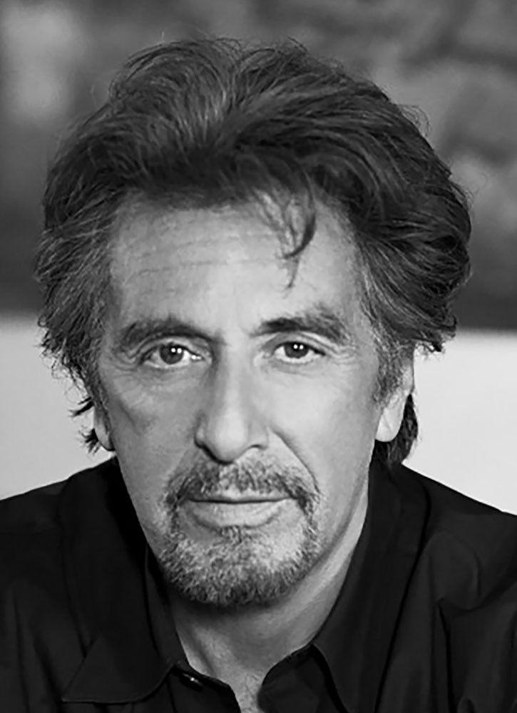 Al Pacino talks to Saga Magazine - Saga