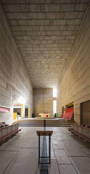 darquitectura: Le Corbusier, La TourettePhoto: Javier Callejas
