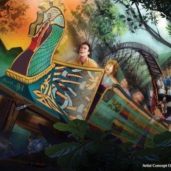 O parque irmão do Busch Gardens Tampa, na Flórida, vem trabalhando em seu projeto desde a execução inicial dos trens que girarão seu público na primeira montanha russa de madeira híbrida do parque de Williamsburg, estado de Virginia nos Estados Unidos. InvadR já está aberta desde a segunda semana da primavera americana de 2017, mas os planos iniciais para a atração começaram lentamente para o público desde janeiro de 2016, quando Busch Gardens publicou uma série de vídeos chamado…