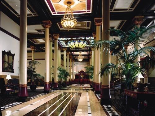 The Driskill Hotel in Austin, Texas