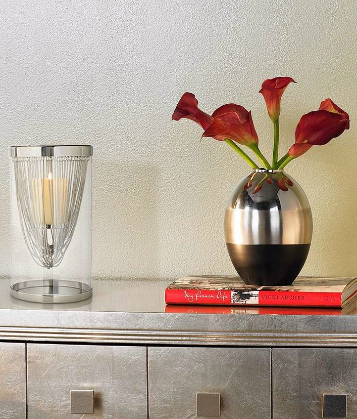 Best glass hurricane candle holders ideas on pinterest