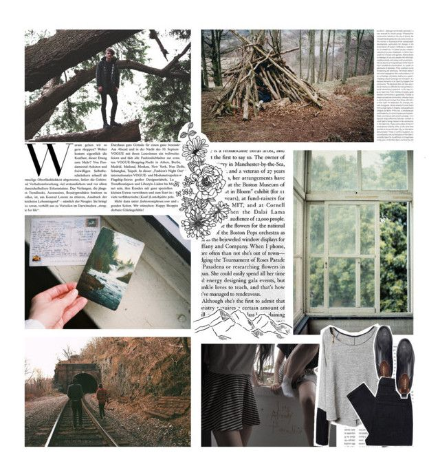 """†In the land of Gods and Monsters I was an Angel Living in the garden of evil†"" by nature-fairy ❤ liked on Polyvore featuring Oris, Miss Me and Nobody Denim"