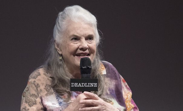 """'Marjorie Prime' Star Lois Smith On Her """"Once-In-A-Lifetime"""" Journey From Stage To Screen — The Contenders London"""