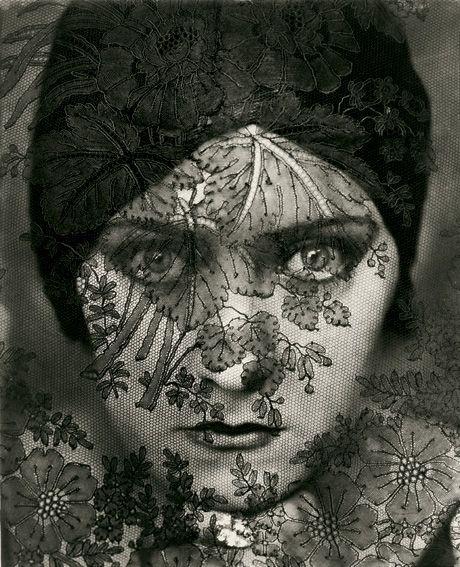 Gloria Swanson by Edward Steichen