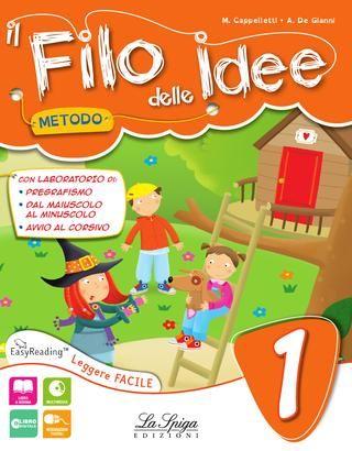 Il Filo delle idee - Metodo1  www.elilaspigaedizioni.it