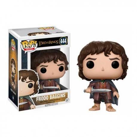Figura Funko Pop Frodo Baggins El Señor de los Anillos