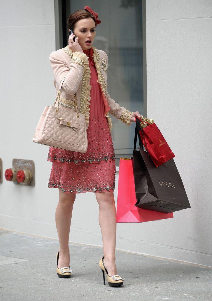 Blair Waldorfu0027s Best Style   Gossip Girl   POPSUGAR Fashion