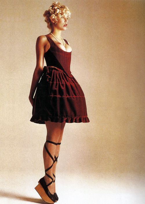 Vivienne Westwood 1985 Mini-Crini Collection