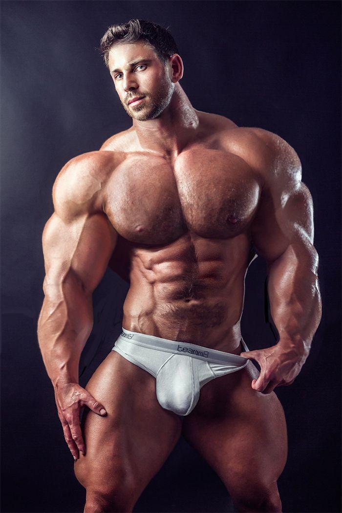 Hot naked men bodybuilders — pic 13