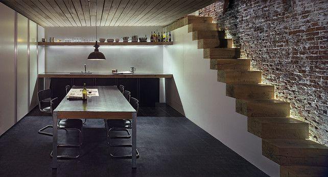 Zecc Architecten Utrecht: Herbestemming opslagruimte tot woning ,Utrecht