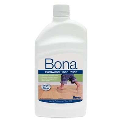 Bona 32-fl oz High Gloss Hardwood Floor Polish