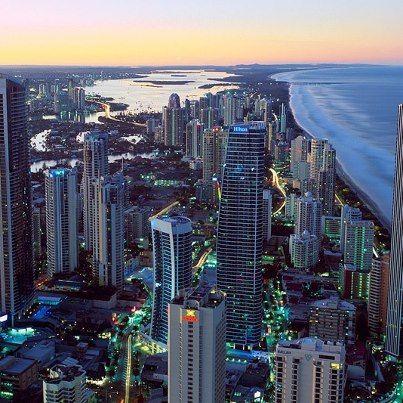 Gold Coast - Australia - photo by Matt Lauder