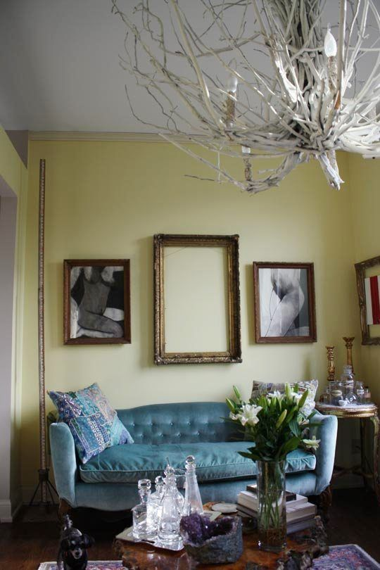 Www Apartmenttherapy Com House Tour An Eclectic Modern Country Home
