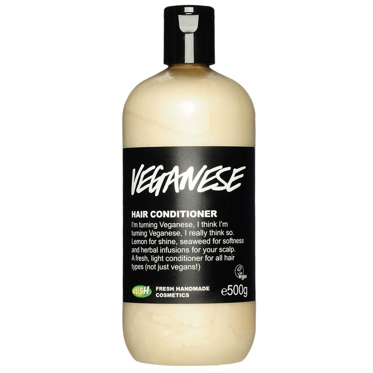 Veganese conditioner.