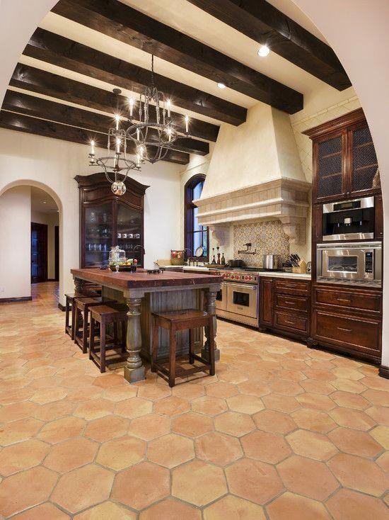 mediterranean kitchen design pictures remodel decor and ideas rh pinterest com