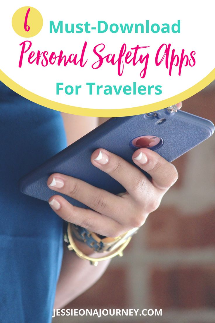 6 Must-Download Personal Safety Apps For Travelers | Jessie on a Journey6 Must-Download Personal Safety Apps For Travelers | Jessie on a Journey