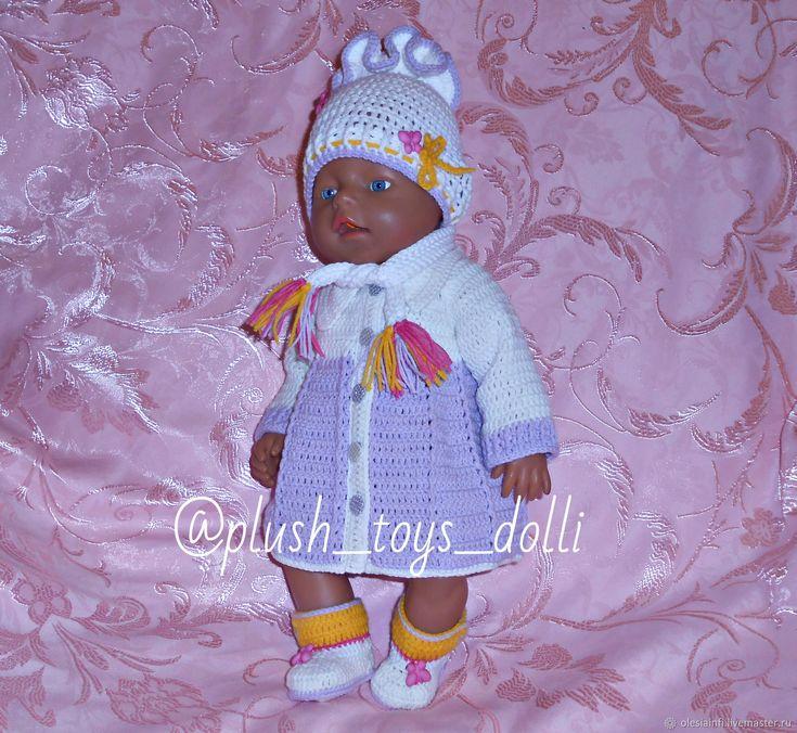 """Комплект """"Модница"""" для кукол Беби Бон Мастер класс – купить в интернет-магазине на Ярмарке Мастеров с доставкой"""