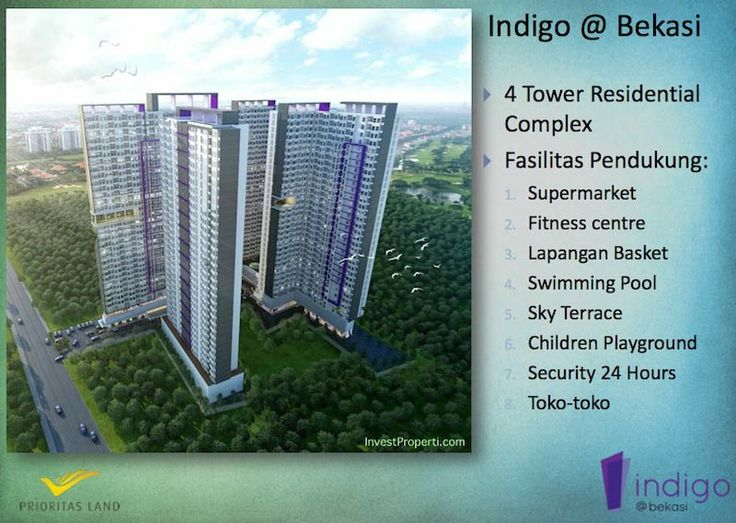 Indigo Bekasi Apartemen