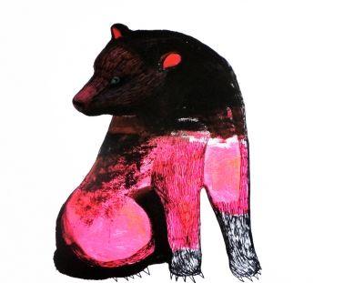 Niedźwiedź No. 2 // Agata Juszczak