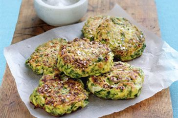 Here's a clever way to get the kids to eat their vegies – turn them into tasty fritters.  These versatile patties are also great served as a side dish or for brekkie at the weekend.