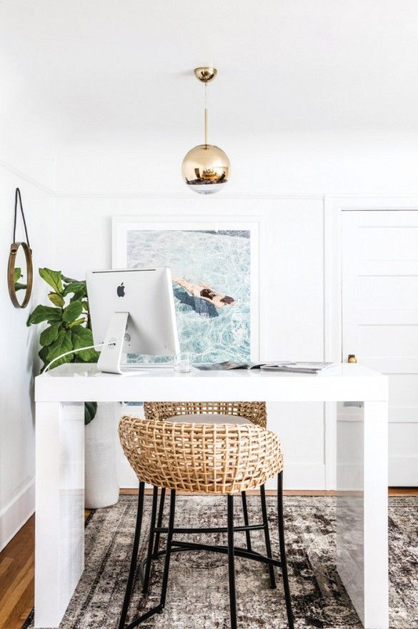 These 8 Spaces All Have One Gorgeous Thing in Common via @mydomaine