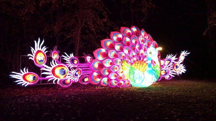 Magical Lantern Festival Chiswick House & Garden 2017