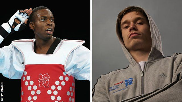 Olympic bronze medallist Lutalo Muhammad and European champion Aaron Cook hope to face one another at the World Taekwondo Grand Prix  in Manchester, 18 months on from their bitter-battle for a place at London 2012.