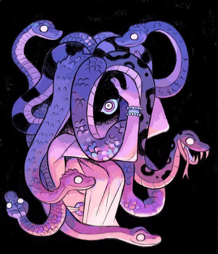 183 Best Mythological Messes Redux Images On Pinterest: 247 Best Medusa Images On Pinterest