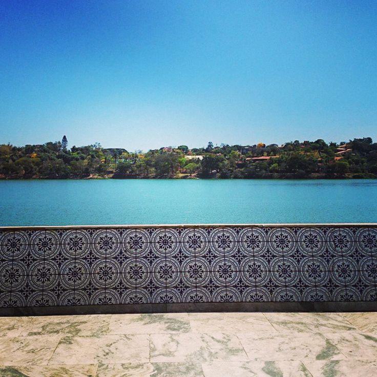 Lagoa da Pampulha!