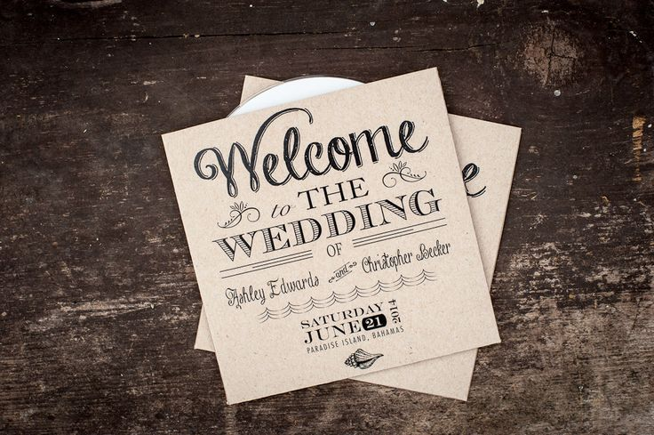 Kraft CD sleeve, Custom, Kraft Paper, DVD sleeve, wedding favour, wedding gift, wedding Cd case, Wedding CD by FossilLetterpress on Etsy https://www.etsy.com/listing/202778150/kraft-cd-sleeve-custom-kraft-paper-dvd