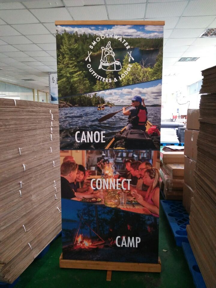 @smoothwater_outfitters is a canoe outfitter and ecolodge in Temagami Ontario Canada. They offer canoe rentals pre and post trip accommodation and the best party is the very hearty meals! MmmmMmmm 👌🍉🍌🍖🍤🍝 #ohmyprint #printing #displays #fabricprinting #bannerstands #canada #ontario #vancouver #temagami #summer #canoe #lodge #paddle #canoetrip #nature #explore