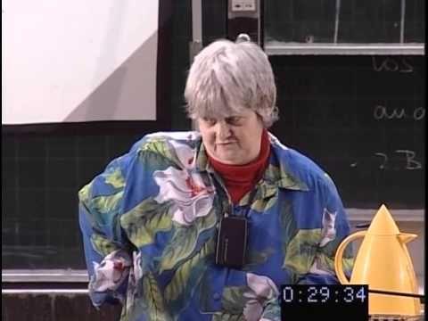 Vera F. Birkenbihl - Männer - Frauen 2 Mehr als der sogenannte Unterschied 1/2 - YouTube