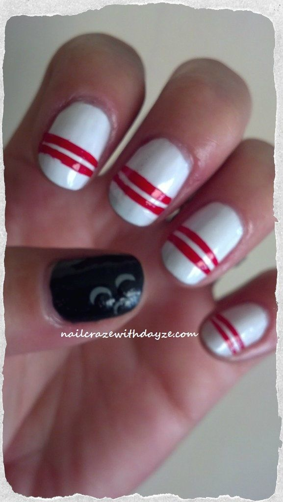 I may have to try this lol Bowling Nails